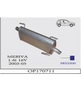 MERIVA 1.6i 16V ARKA SUS. 2003-05