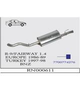 R-9 FAIRWAY A.B. 1.4 97-98 G/A