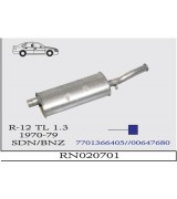 R-12 TL  ARKA S. SDN 1.3 .70-79 G/A