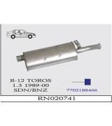 R-12 TOROS  ARKA  S. SDN 1989-2000G/A