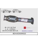 R-19  ARA BORU 1,6 IE SPR.  1996>..  G/A