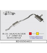 R-21 MANAGER O.B 1.7 89-94  G/A