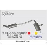 R-21 CONCORDE O.B 2.0 1989-94 G/A