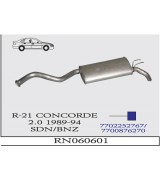 21 CONCORD A.B. 2.0 89-94 G/A