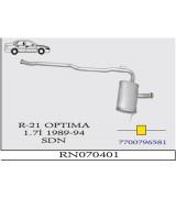 R-21 OPTIMA O.B. 1.7İ 89-94 Tek G/A