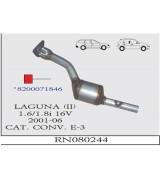 LAGUNA II 1.6/1.8 i  K.K.  SPR. E-3  2001-06