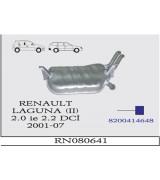 LAGUNA II  2.0 ie /2.2 DCi HB/SW  A.B. 2001>..