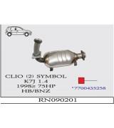 CLIO (2)SYMBOL ÖN B-SUS  1.4 8V 1998>.. G/A