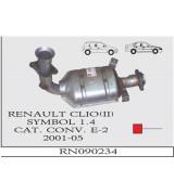 CLIO II SYMBOL 1.4  K.K E-2  ÇİFT MŞR. 01-05