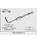 CLIO (2)O.B. SPR.1.4 İ 8V 1998>.  G/A