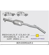 CLIO 2 1.2/1.4 İ 16V O.B BSK 2001>