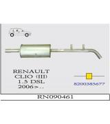 CLIO (3) 1.5 O.B. DIESEL  2006 > ...