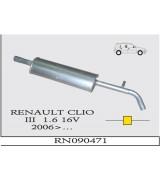 CLIO (3) 1.6 16V O.B. BNZ. HB  2006 >..