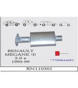 MEGANE (I) 2.0 e ÖN SUS. KY. 95-99