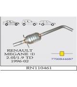 MEGANE (I) 2.0 i / 1.9 TD O.B BSK.1996-02