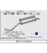 MEGANE A.B. 1.4/1.6 E SDN 1995>..   G/A