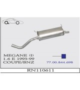 MEGANE  A.B. 1.6 E  COUPE 1995>..   G/A