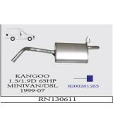 KANGOO   A.B. 1.9 DSL 1997>...  G/A