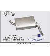 TWINGO A.B 1.2i  93-98   G/A
