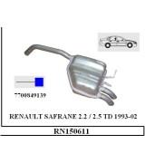 SAFRANE 2.2 / 2.5 TD A.B. BSK. T-Ç 1993-02