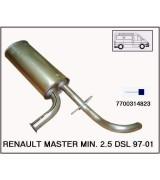 MASTER II MİN 2.5 DSL A.B 97-01 G/A