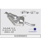SAAB 9-5 2.2/3.0 TD A.B SUS.2001>...