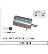 SUBARU FORESTER 2.0 A.B BNZ. 2002>