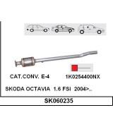 OCTAVIA 1.6 FSi KAT.KONV.   E-4  2004>..