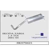 FABIA 1.4/1.9 A.B. DSL. 2003>...