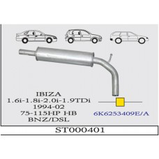 IBIZA O.B 1.6İ/2.0İ/1.9TDİ 94-2002 G/A.