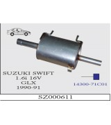 SWIFT 1.6i 16V GLX ARKA SUST. SDN 1990-91