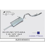 VITARA A.B. 1.6i 16V 4x4 1995-97