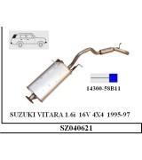 VITARA 1.6i  16V 4X4 A.B. 1995-97