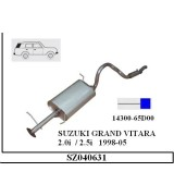 GRAND VITARA A.B. 2.0i / 2.5i  4x4 1998-05