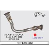 BRAVA SX 1.6 SPR.Lİ ÖN BORU  1998-02