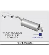 DOBLO A.B JTD 1.9 D 2001>... G/A