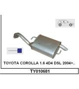 COROLLA 1.6  DSL 4D4  HB A.B 2004>...