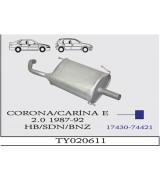 CORONA /CARINA II A.B 2.0İ  1987-92 G/A