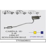 CARINA E A-O.  2.0İ 16V  1996-97  G/A