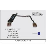 CORSA B  RALLY SPORT 93-2000
