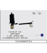 GOLF 3 1.8 İ RALLİ SPORT 93-2000 G/A