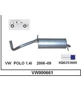 POLO 1.4i   A.B   2006-09