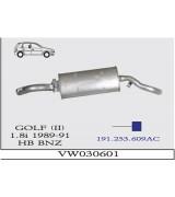 GOLF II  A.B 1,8  BNZ 89-91 G/A