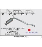 TRANSPORTER 4  ÖN B.1.9/2.4 D 96-03  G/A