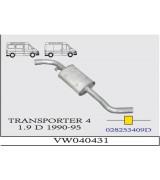 TRANSPORTER 4 1.9 O.B 1990-95 G/A