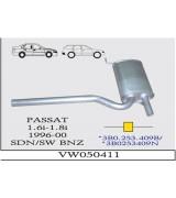 PASSAT 1.6-1.8 SDN  O.B 1996> G/A