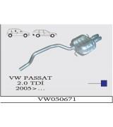 PASSAT 2.0 TDi A.B BSK. 2005>....