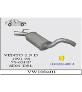 VENTO O.B 1.9 DSL . 91-98 G/A