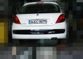 Peugeot Efective Exhaust