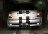Cooper Efective Exhaust